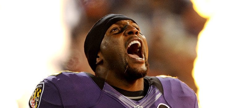 Ray Lewis Inspiration [VIDEO]