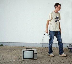 148699-stock-photo-dog-walking-rope-technology-television-change