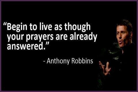 tony prayers