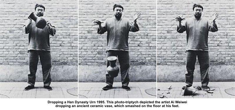 Ai WeiWei Han Pot