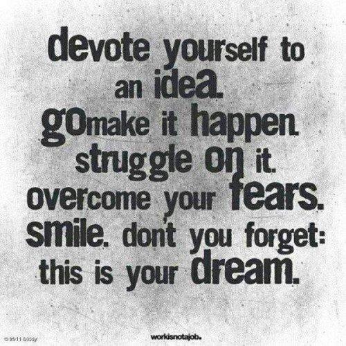 Devotion To Dreams
