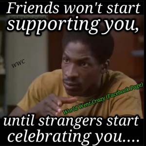 Friend Support