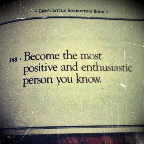 Positive Person