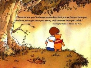 winnie the poo quote
