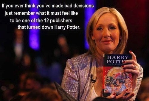 Harry Potter Ignored