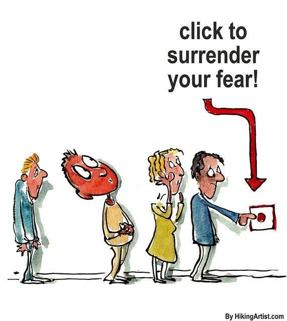 Surrender Fears