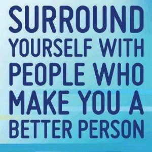Surround Yourself Pic