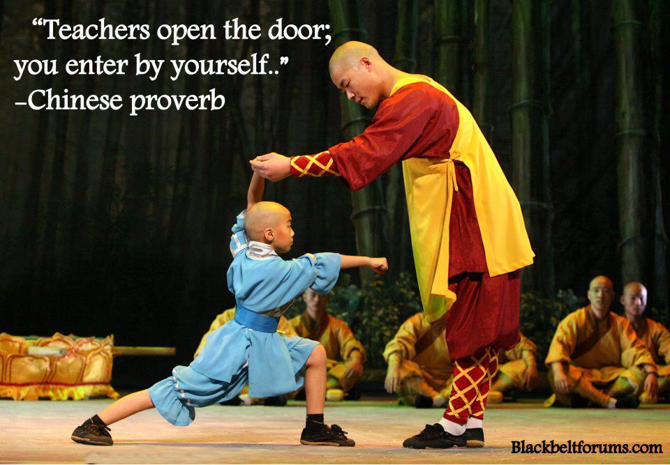 teachers open doors