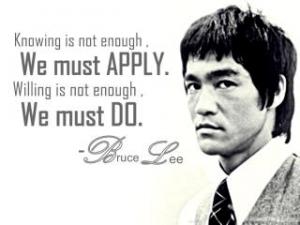 Do Be Do - Bruce Lee