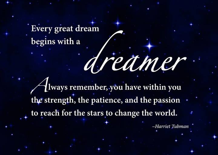 Dream With Passion