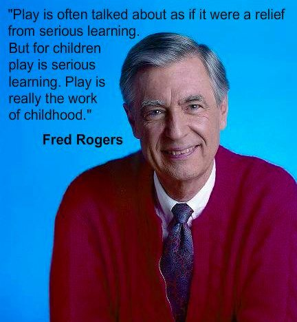 Mr Rogers Motivation