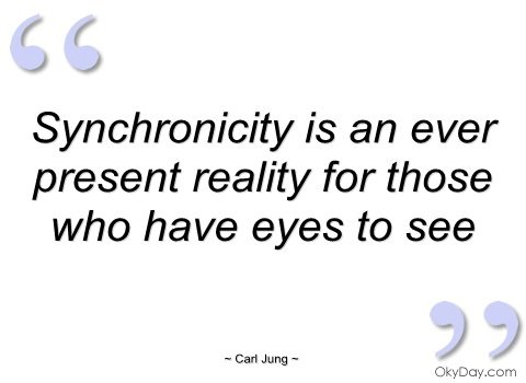 Life Shifted By Synchronicity - A Jungian Perspective