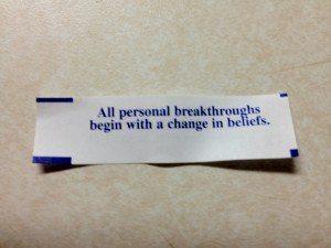 Change Beliefs