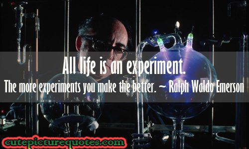 Emerson Life Quote