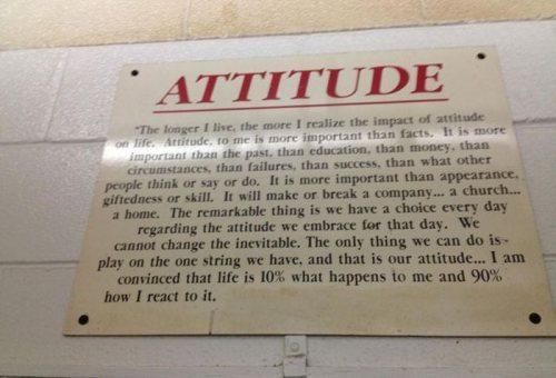attitude plan