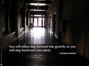 Abraham Maslow Quote