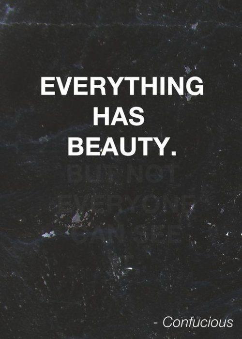 Beauty All Around Us