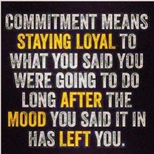 Vital Commitment