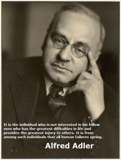 Adler Quote