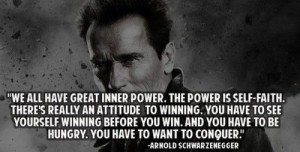 Arnold Life Quote
