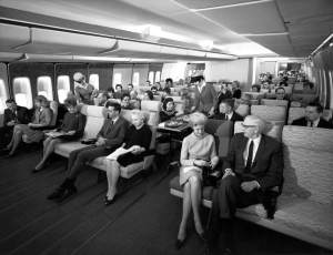 Old Airplane Seating