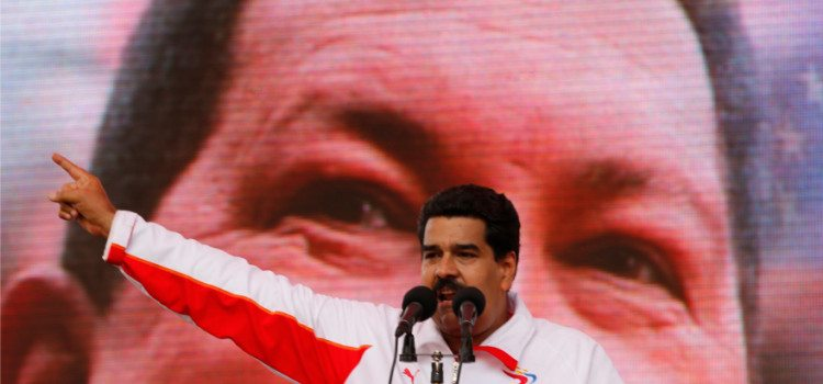 Vice Minister of Happiness – Venezuela