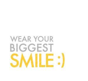 Biggest Smile