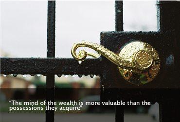 Mindset of Wealth