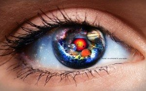 Universe inside of you
