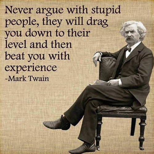 Dont Fight Stupid People