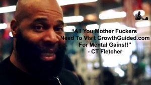 CT Fletcher Quote