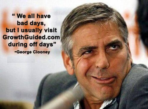 Clooney Quote