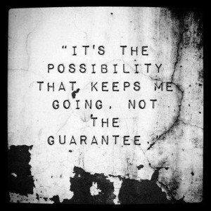 Life Possibilities
