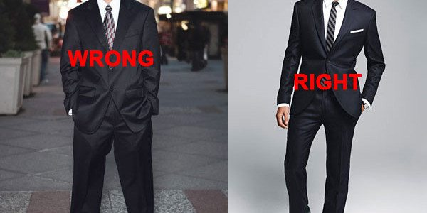 You Are Wearing A Suit – You Must Be Smart and Rich!