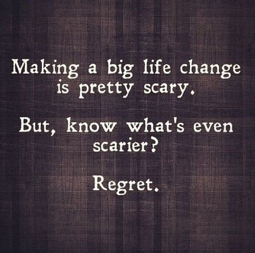 Regrets In Life