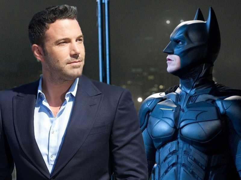 Ben Affleck Doesn't Drink