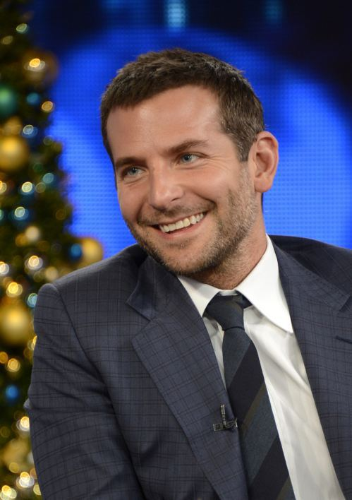 Bradley Cooper Doesn't Drink