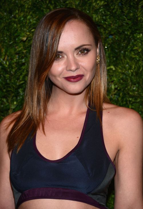 Christina Ricci Doesn't Drink