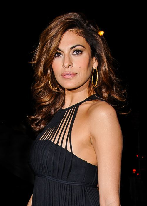 Eva Mendes Doesn't Drink