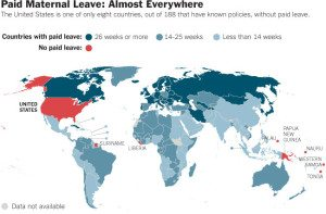 Global Paid Maternity Leave