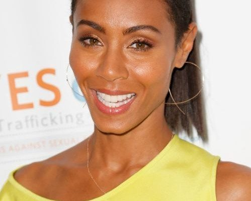 Jada Pinkett Smith Doesn't Drink