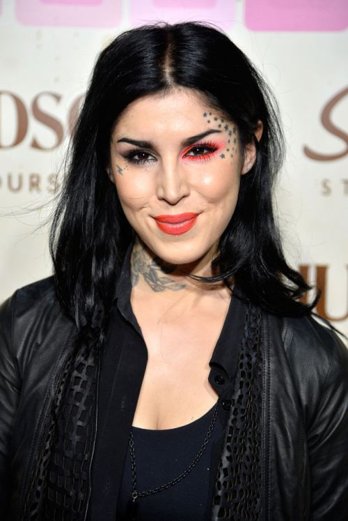 Kat Von D Doesn't Drink