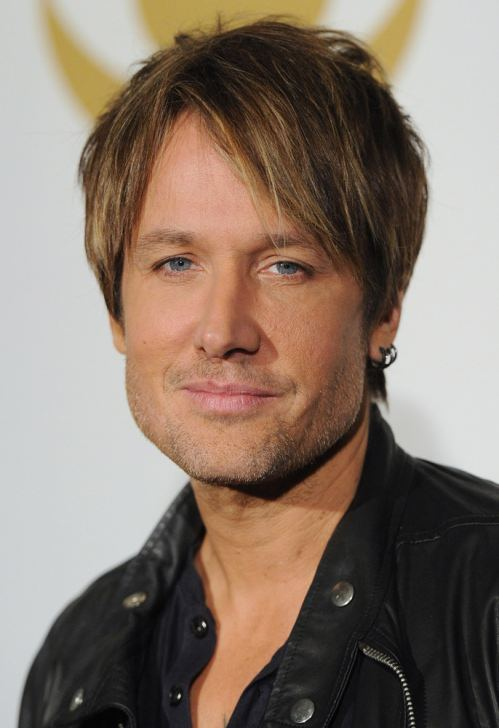 Keith Urban Doesn't Drink