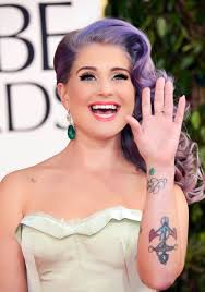 Kelly Osbourne Doesn't Drink