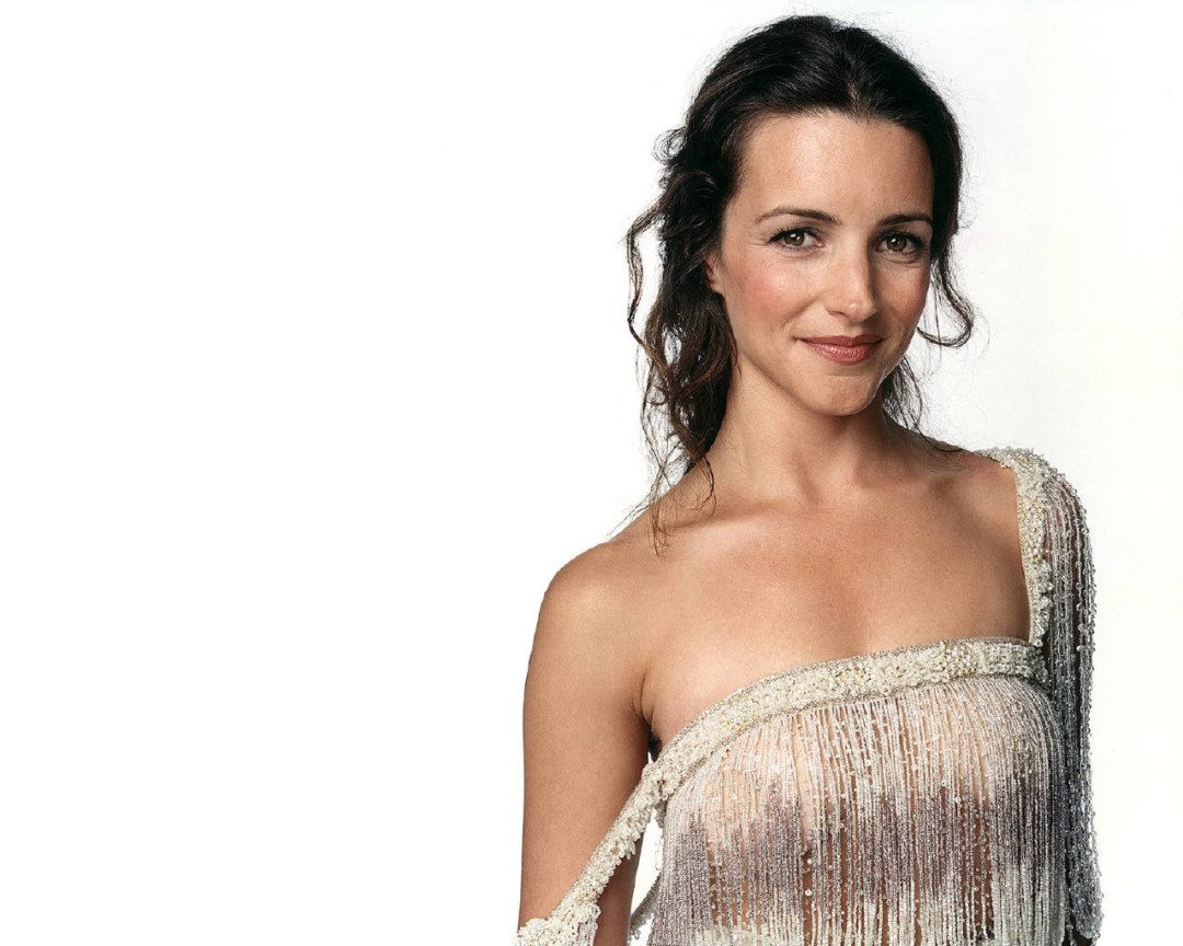 Kristin Davis Doesn't Drink