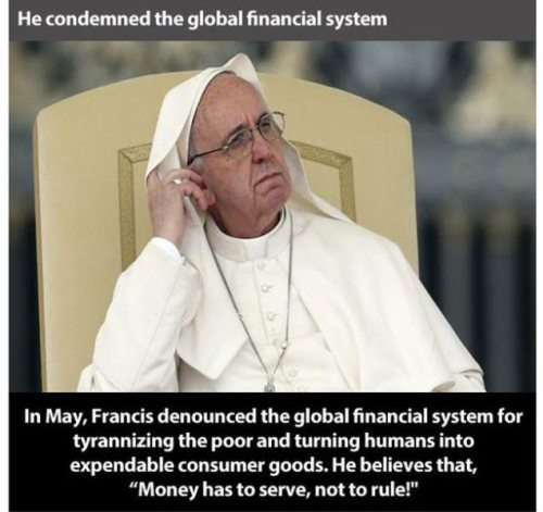 Pope Francis Financial