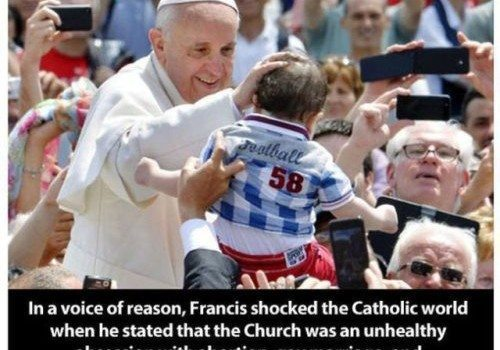 Pope Francis is a Game Changer for Religion and The Catholic Church