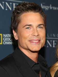 Rob Lowe Doesn't Drink