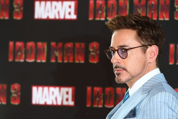 Robert Downey Jr Doesn't Drink
