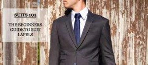 Suit Lapel Width